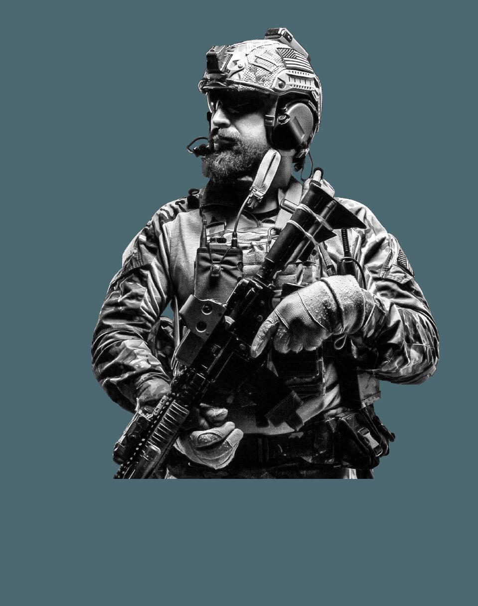 Líderes de blindaje corporal